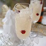 シャンパンゼリー